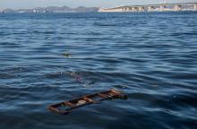 Прибрежные воды Рио. Фото: AFP
