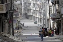 Город Эриха. Фото: Khalil Ashawi / Reuters