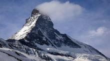 Гора Маттерхорн. Фото BBC News