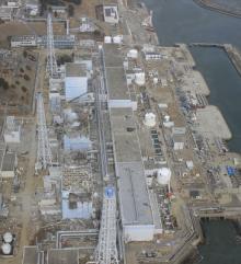 АЭС Фукусима. Фото с gigazine.net