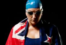 Kim Chambers. Фото с swimmingworldmagazine.com