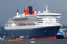 Круизное судно Queen Mary 2. Фото с cruiseshop.com.ua
