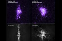 Изображение: NASA / ESA / M. Donahue / Y. Li