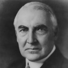 Уоррен Хардинг (1865 - 1923)