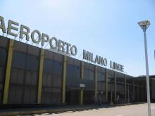 Аэропорт в Милане. Фото: tourister.ru