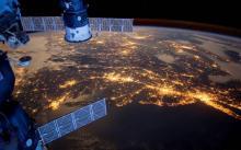 МКС. Фото с mapgroup.com.ua