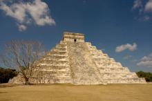 Пирамида Кукулькана. Фото с сайта http://news.vp.by.