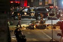 Последствия взрыва в Бангкоке. Фото: Chaiwat Subprasom / Reuters