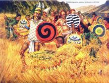 Древние ацтеки. Изображение с ru.warriors.wikia.com