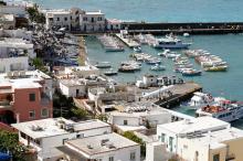 Порт у острова Капри  Фото: Global Look