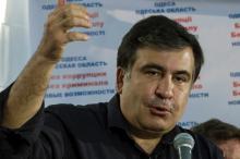 М. Саакашвили. Фото Олега Владимирского