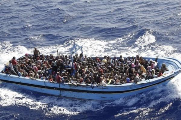 ООН зафиксировала рекордное число мигрантов в районе Средиземного моря