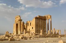 Храм Бэла в Сирии. Фото: Sandra Auger / AP