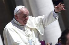 Папа Римский Франциск. Фото: Evandro Inetti / Global Look