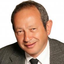 Нагиб Савирис. Фото с сайта http://fikrconferences.org.