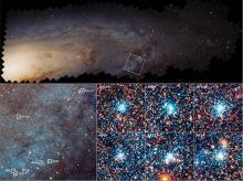 Изображение: ESA / NASA