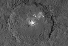������ ������� � ����� ����� �� ���. �����������: JPL-Caltech / NASA