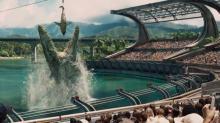 Кадр из фильма «Мир Юрского периода»