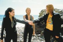Кадр из фильма «Ангелы Чарли» (2000 год)