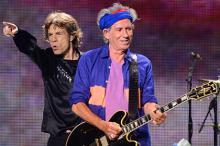 Мик Джаггер и Кит Ричардс. Фото: Jim Ruymen / UPI / Global Look