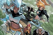 Фрагмент обложки Extraordinary X-Men. Изображение: Marvel Comics