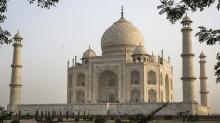 Тадж-Махал. Фото BBC News