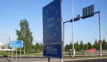 Граница в Торнио. Фото с v-evropu.info