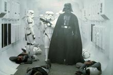 Кадр из фильма «Звездные войны: Эпизод IV»