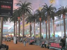 Аэропорт Дубая. Фото: lasty.com.pl