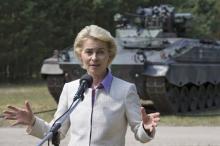 Урсула фон дер Ляйен. Фото: Reuters с сайта Лента Ру