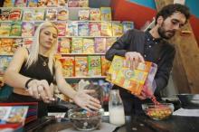 Cereal Killer Cafe. Фото: Reuters с сайта Лента Ру