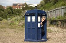 Кадр из фильма «Доктор Кто»