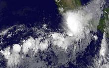 Ураган Хоакин. Фото rbc.ua
