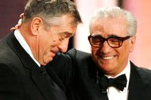 Роберт де Ниро и Мартин Скорсезе. Фото: Fabrizio Bensch / Reuters