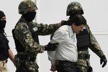 Хоакин Гусман (Эль Чапо). Фото: Henry Romero / Reuters