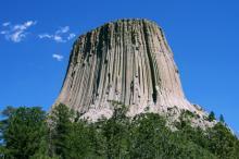 Башня Дьявола  Фото: wikipedia.org