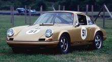 Porsche 911 R 1967 года выпуска