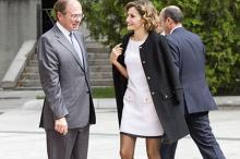 Королева Испании Летисия. Фото: Javier Ortega Ponce / Dydppa / Rex