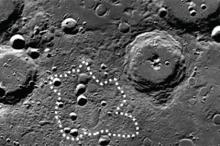 �����������: NASA / Goddard / MIT / Brown University