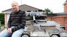 Джеф Вулмер. Фото ITV