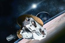 ������� New Horizons (� ������������� ���������). �����������: Johns Hopkins University Applied Physics Laboratory / Southwest Research Institute