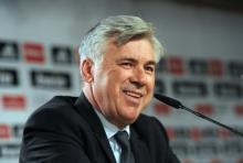 Карло Анчелотти. Фото с sport-express.ua