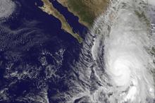 �����������: NOAA GOES Project / NASA