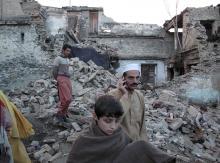 В долине Сват, Пакистан. Фото: Hazrat Ali Bacha / Reuters