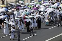 Паломники в Мекке. Фото: Ahmad Masood / Reuters