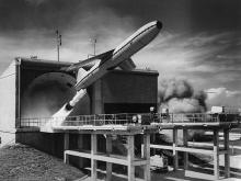 Испытательный пуск на Мысе Канаверал, 1961 год. Getty Images. Фото: Central Press