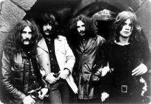Black Sabbath в 1970 году