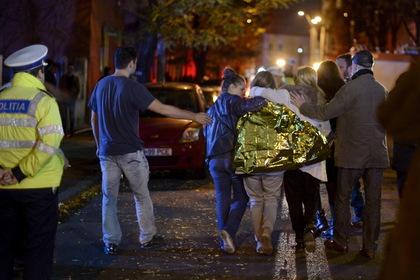 Число жертв впожаре вночном клубе Бухареста возросло до 29