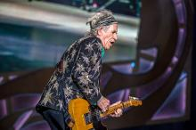 Кит Ричардс. Фото: Keith Richards / Zuma / Global Look