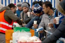 Лагерь для беженцев в Германии. Фото: Angelika Warmuth / dpa / Global Look